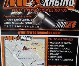 MV Racing motos