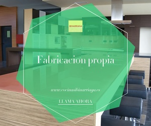 Muebles a medida en Sopelana | Cocinas Ibinarriaga