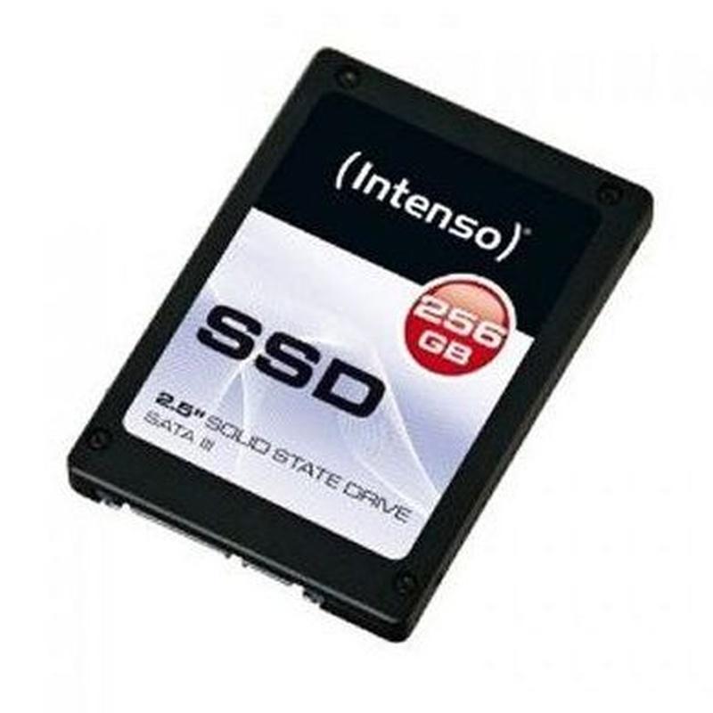 """Intenso 3812440 Top SSD 256GB 2.5"""" Sata3 : Productos y Servicios de Stylepc"""