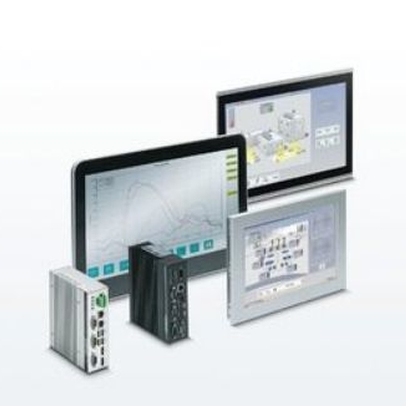 HMIs y PCs industriales: Productos de Phoenix Contact, S.A.U.