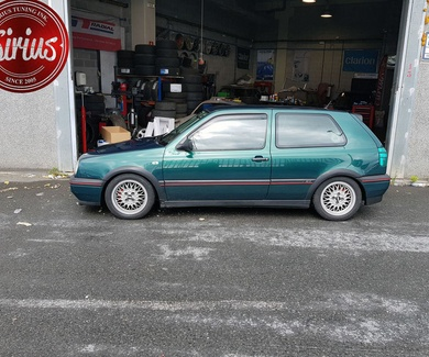 VW Golf 3 - TaTechnix