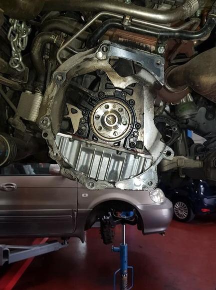 Embragues: Servicios de GT-R Motor