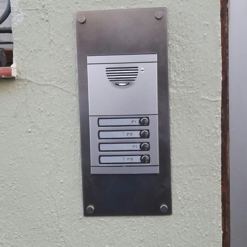 Instalación de porteros automáticos en Tenerife Norte