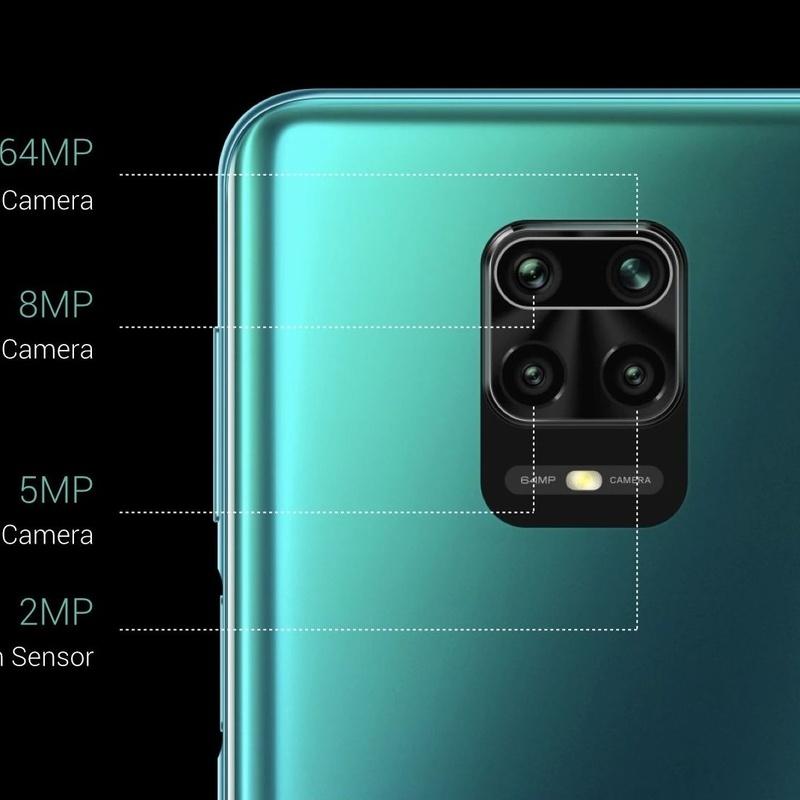 Redmi Note 9s - 64GB: Catálogo de Mbb Electronics