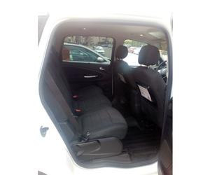 Interior de nuestro taxi