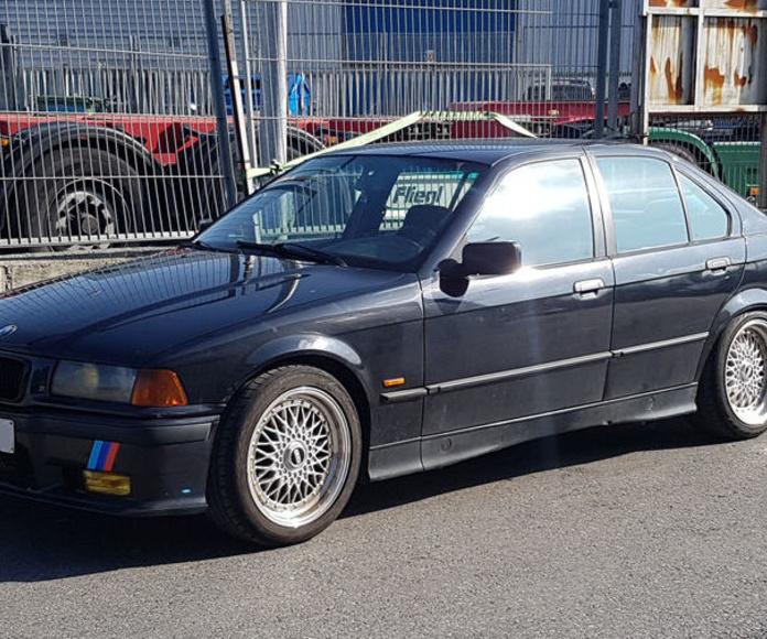 BMW E36 318is - Muelles TaTechnix
