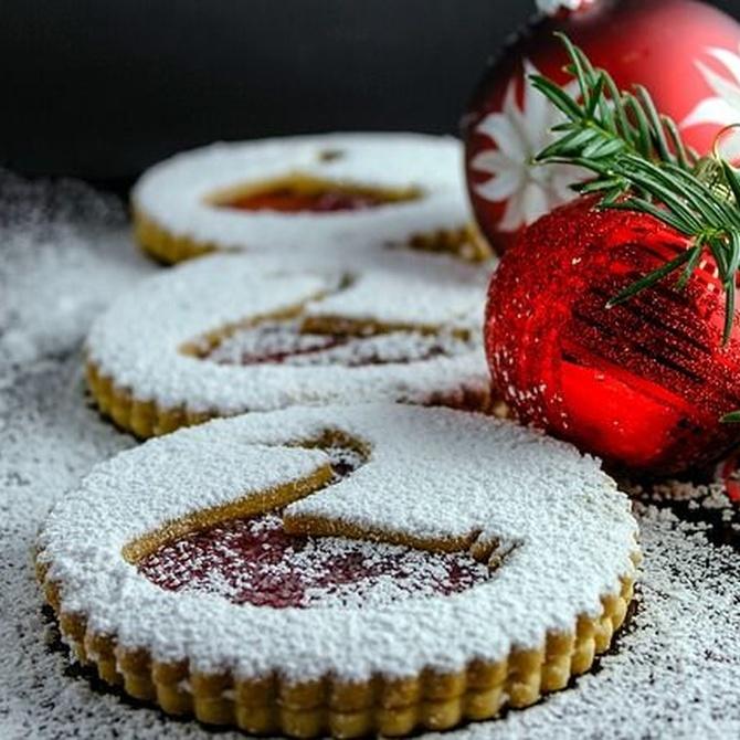 Los dulces navideños y la tercera edad