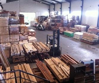 OFERTA Parquet de Damas: Productos y Ofertas de Parquets Nortepar, S.A.