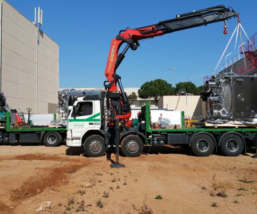 Climatización y equipos industriales