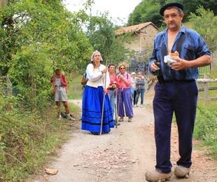 """Ruta Teatralizada """"La Aldea Perdida"""""""