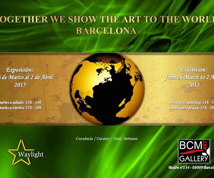 INVITACION EXPOSICION JUEVES 26 DE MARZO