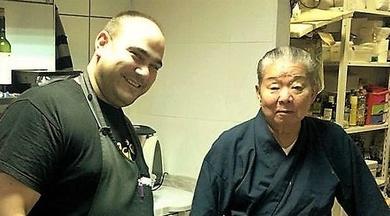 Cocinando en La Térmica con Rocío Tapas y Sushi