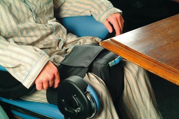 Abductor para silla de ruedas Systam