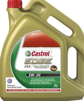 CAMBIO DE ACEITE 5W30 CASTROL EDGE