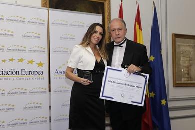 Academia Vevey recibe el Premio Europeo a la Calidad Empresarial