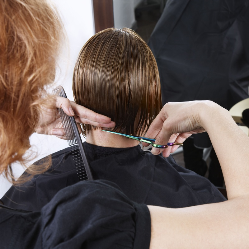 Corte de pelo: Servicios de Peluquería Tijeras