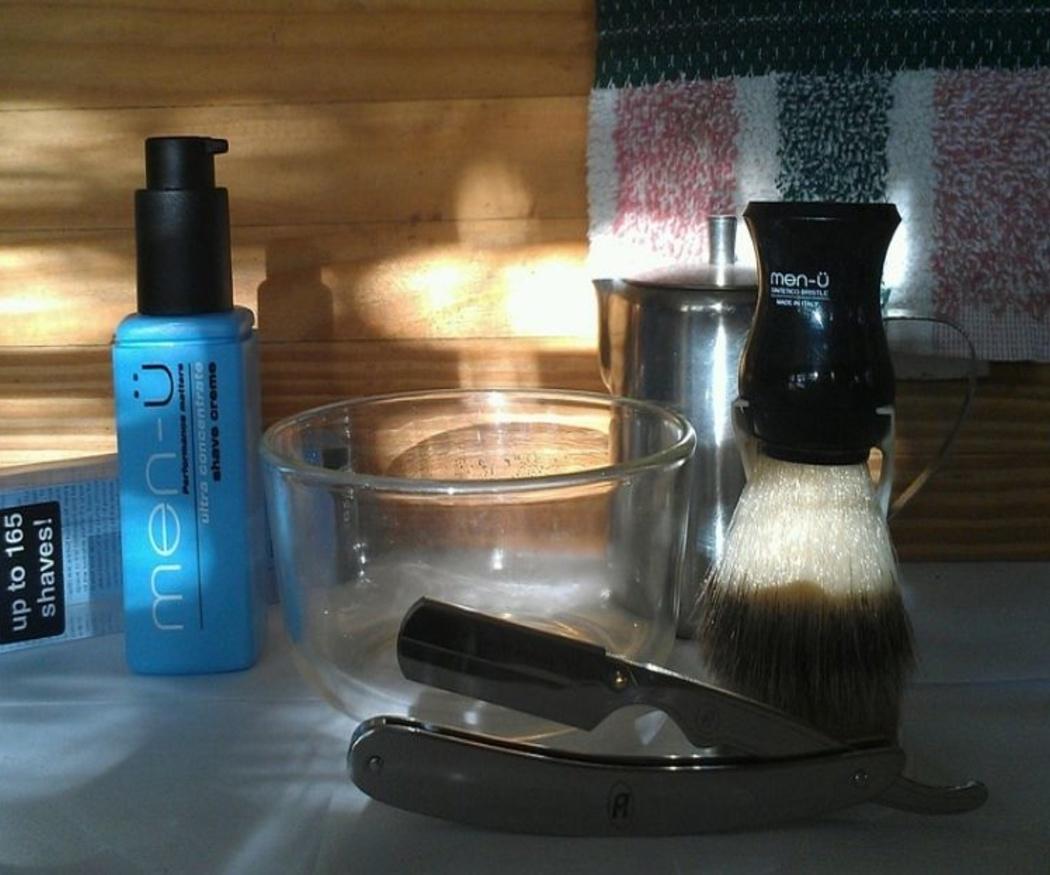 Cómo son las navajas de afeitar profesionales