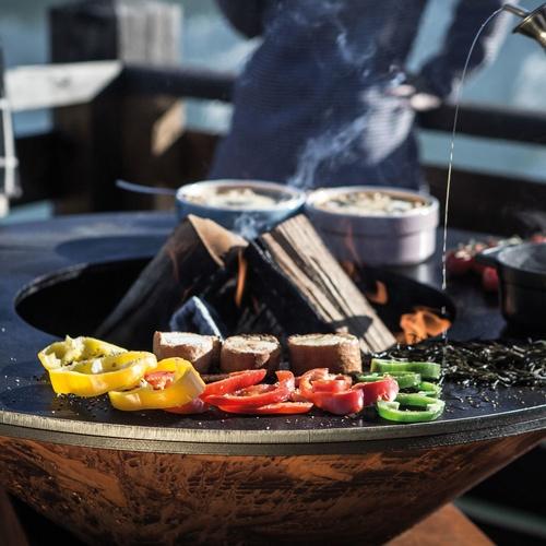 OFYR- Outdoor BBQ