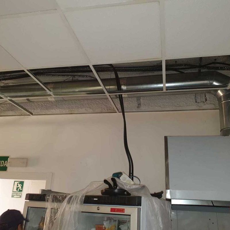Montaje de sistemas de extracción de humos.: Servicios que prestamos de Innovaex