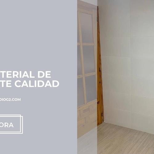 Reformas integrales en Peñíscola | Estudio G2