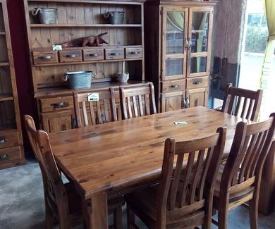 Muebles macizos de Vietnam