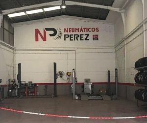 Taller de neumáticos en Almería