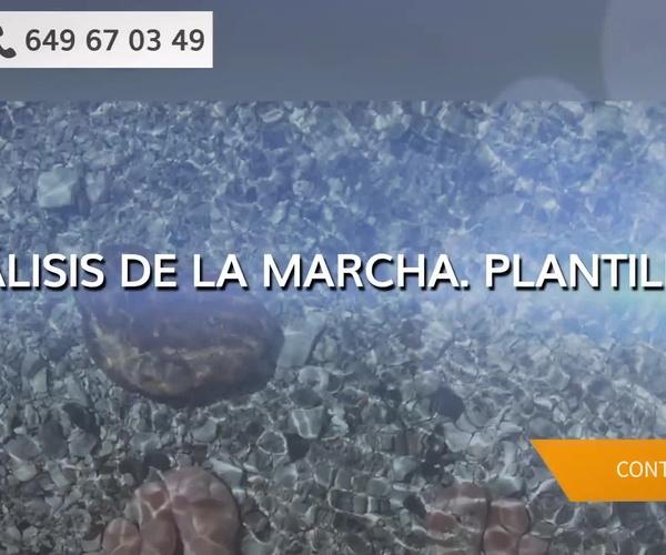 Podología deportiva en Los Montesinos | Clínica Podológica Mª Carmen Andreu