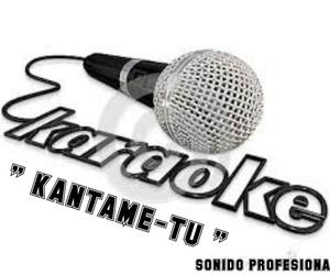 Servicio de karaoke