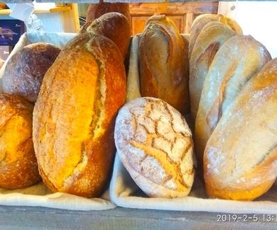 Pan gallego, todos los días