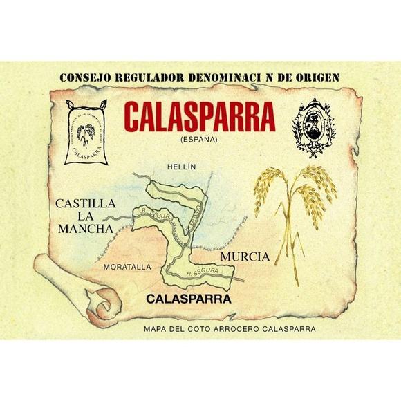 arroz calasparra Murcia|Arroces flor de calasparra