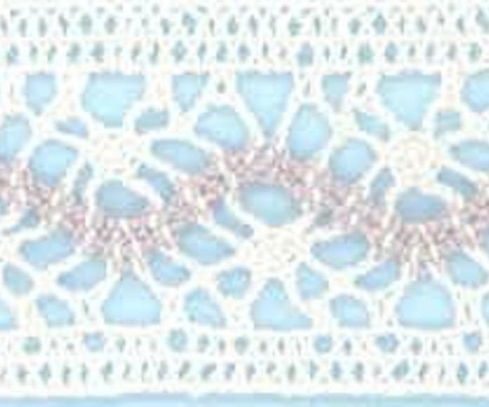 Encaje Bolillo Color: Catálogo de Punto & Costura