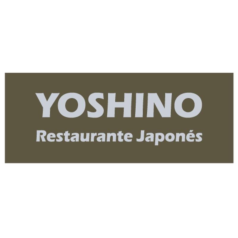 Postre: Nueces con nata: Carta y menús de Yoshino