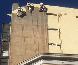 Pintura de fachadas Salamanca