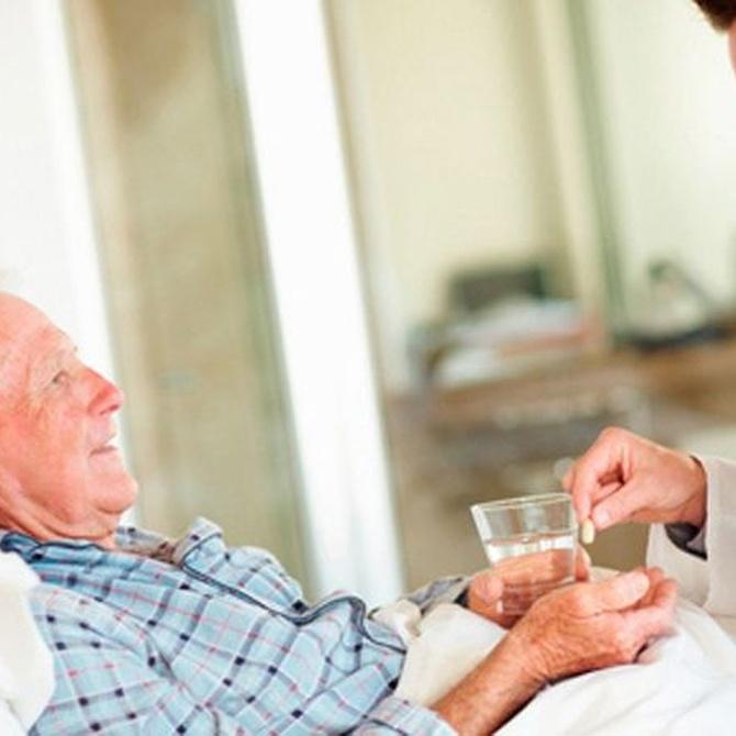 Por qué los ancianos sufren más accidentes