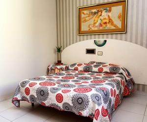 Habitación de nuestro hotel en Teruel