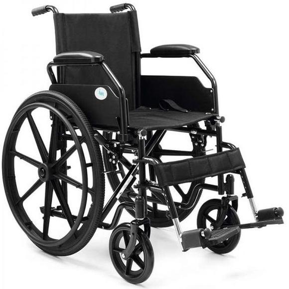 silla de acero totalcare