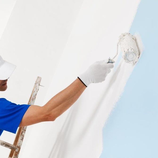 ¿Pintas tu piso cada dos años?