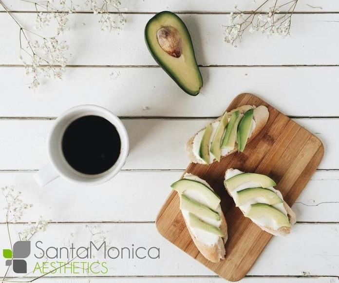 Healthy Breakfast - Desayuno saludable