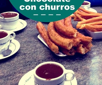 Natural y sano: Productos de Churrería Chocolatería Cibeles
