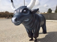 Toro hinchable