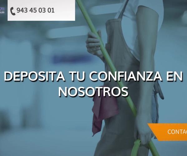 Empresa de limpieza en San Sebastián: El Experto