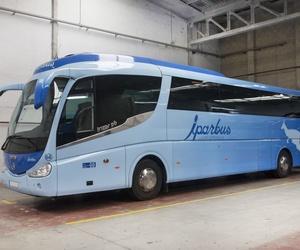 Autobuses para bodas en Guipúzcoa