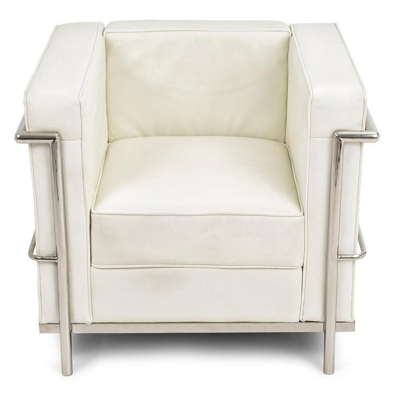 Variedades de sillones. Soa Miró blanco: Productos de Constan