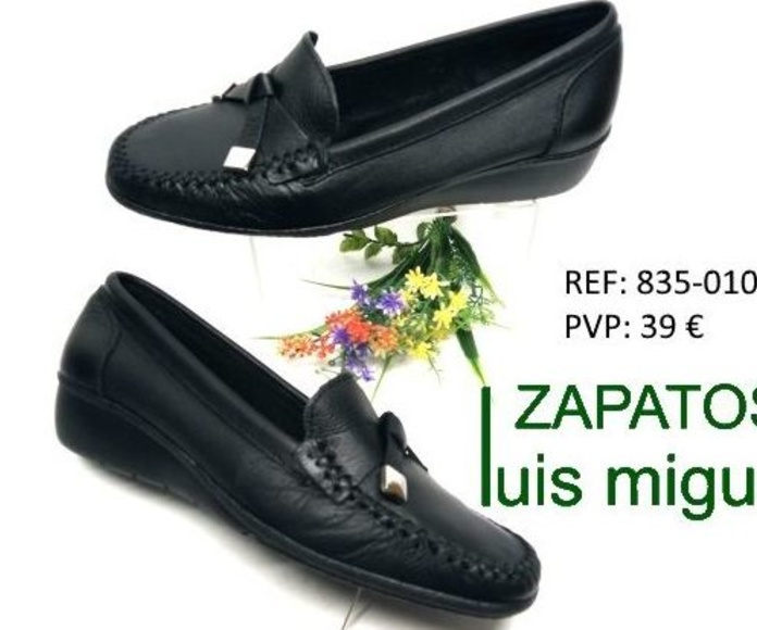 mocasin bajito super comodo de Deltell: Catalogo de productos de Zapatos Luis Miguel