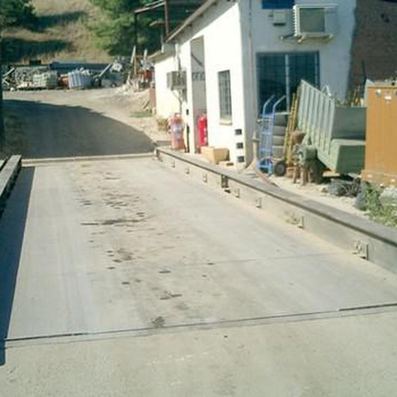 Hierros y metales: Servicios de Toferla, S.L.