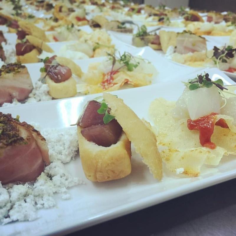 Cocina en miniatura: Servicios de Ospi Restaurant i Catering