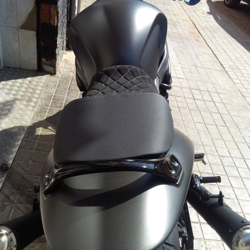 Personalización motos, customizacion honda