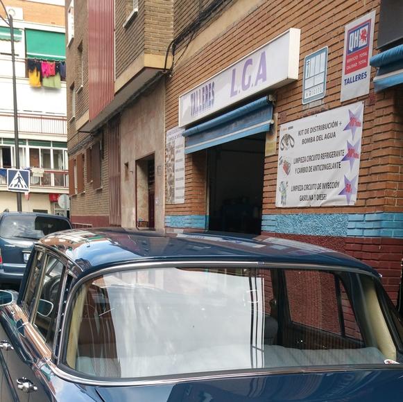 Pulido de carrocería: Servicios of Talleres LGA