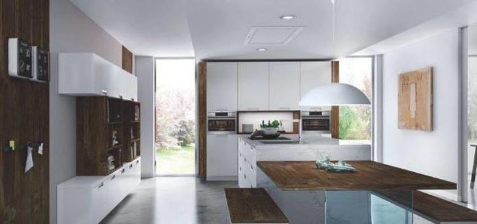 Infer Cocinas. Modelo ALTEA: Productos y servicios de Muebles Marino