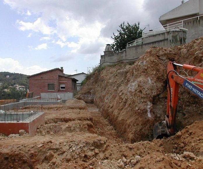 Construcción: Servicios de Construcciones Delpo, S.L.